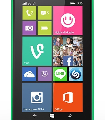 [Image] Nokia Lumia 530 Specifications and Price
